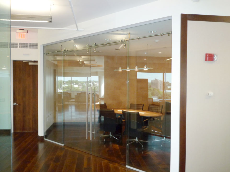 Single Pocket Doors Glass hanging sliding glass doors & panels | avanti systems